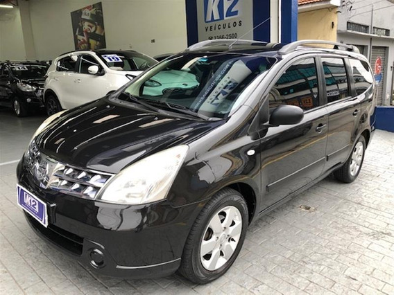 Nissan Grand Livina 1.8 S 16v Flex 4p Manual 2011/2012