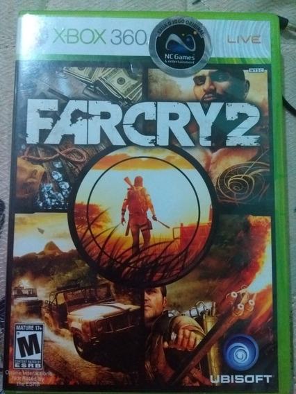 Farcry 2 - Xbox 360 Original