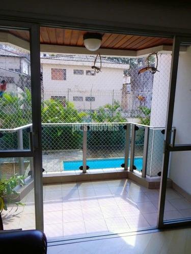 Imagem 1 de 15 de Vila Romana! Com Lazer! - Pj54612