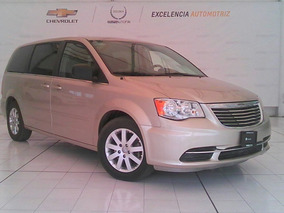 Chrysler Town & Country Li Automatica 2015 Credito Agencia!!