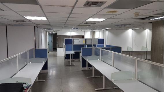 Oficina En Alquiler La Urbina