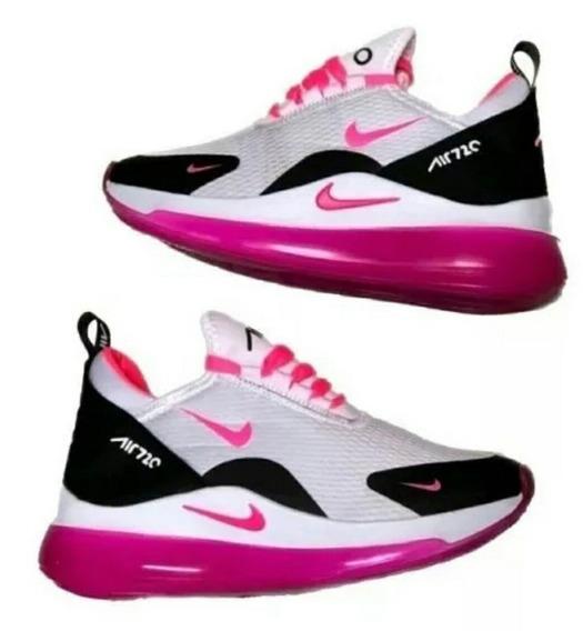 Tenis Nike Mujer Hermosas Zapatillas 720 Nueva Coleccion