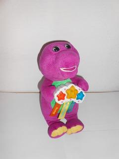 Peluche Barney De Lyons 25 Cms