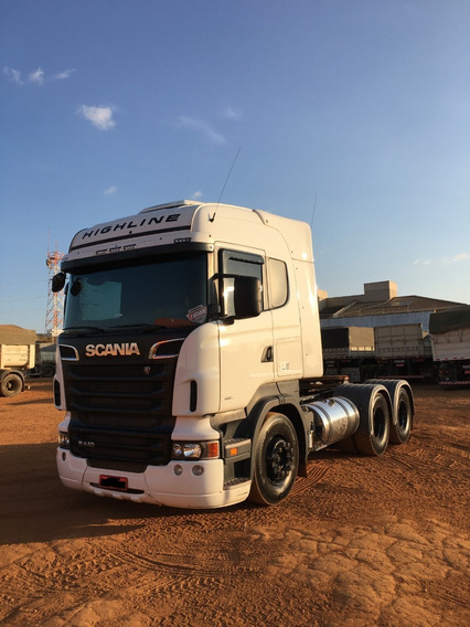 Scania Highline R440 6x4