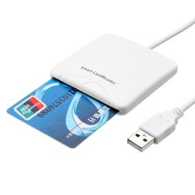 Usb Contacto Inteligente Chip Crédito Tarjeta Ic Tarjetas Le