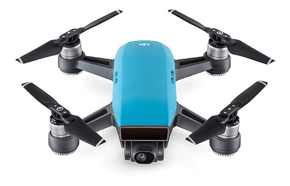Dron Dji Spark Fly More Combo (sky Blue) Cp.pt.000902 /v