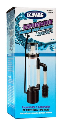 Separador De Proteina Nano (skimmer) 40 Lt Aquajet 70 Fl7789