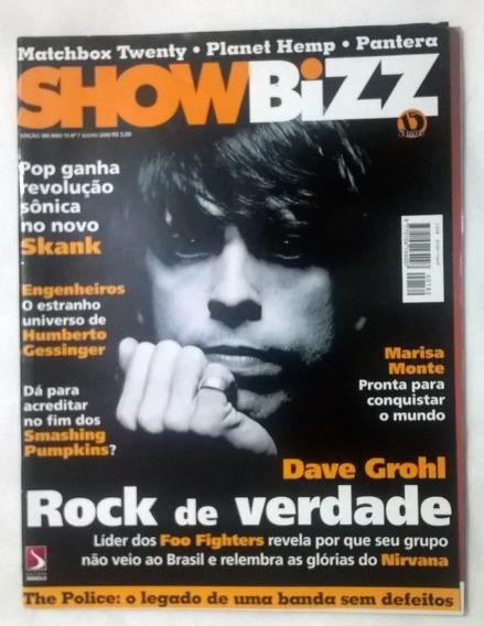 Bizz Revista 180 Foo Fighters Lobão Planet Hemp Dr. Dre E Em