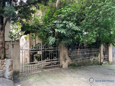 Terreno Com Casa Antiga No Melhor Ponto Da Aclimação - Bi23926