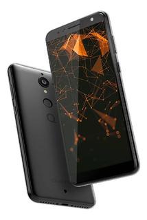 Smartphone Quantum L, Pto, Android Oreo, Tela 6 , 16gb, 12mp