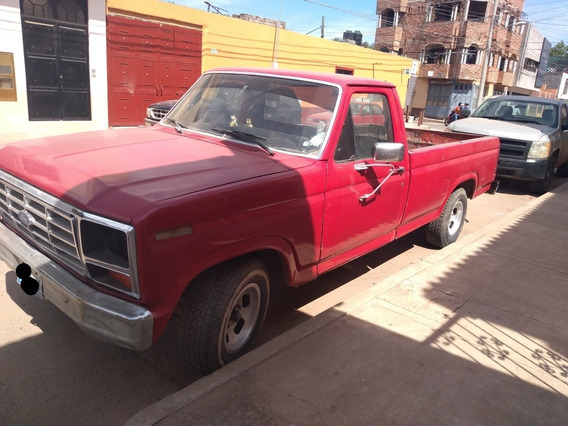 Ford F-150 6cilindro