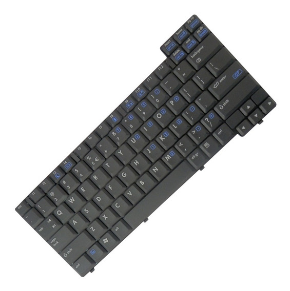 Teclado Original Notebook Hp Compaq Nx7300 - V061026as1 Ui