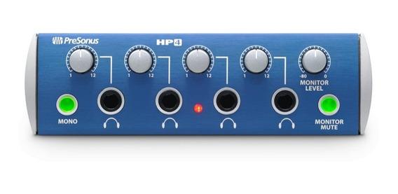 Amplificador De Fone De Ouvido - Presonus Hp4