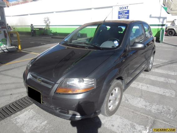 Chevrolet Aveo Gti 1.4
