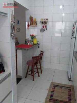 Apartamento No Condomínio Piazza Di San Marco - Ap0307