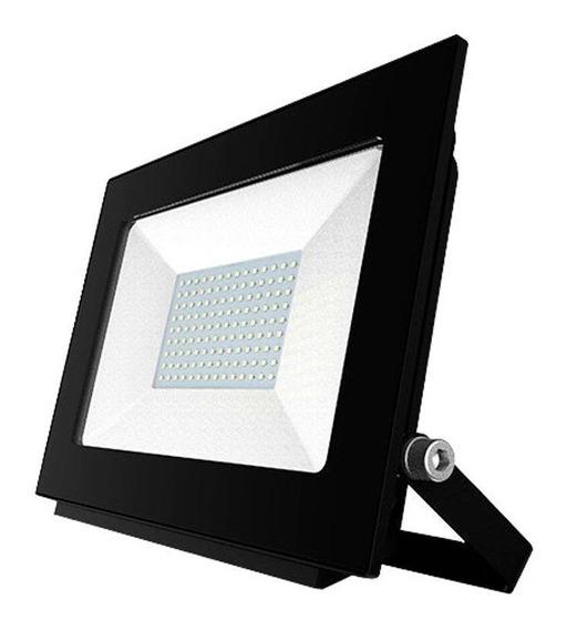 Refletor Led 100w Smd Prova D´água Ip66 Holofote 6500k