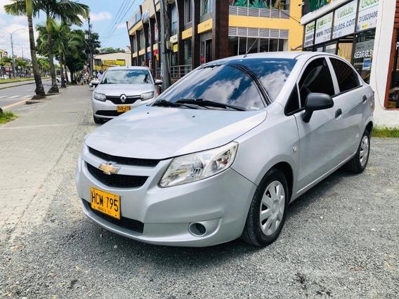 Chevrolet Sail Ls Fe 1.4 2014