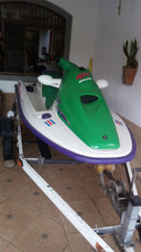 Jet Sky Seadoo Año 1997...impecable...unico Dueño.