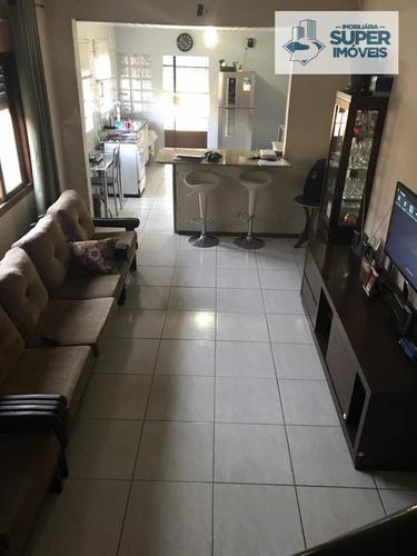 Casa A Venda No Bairro Areal Em Pelotas - Rs.  - 1124-1