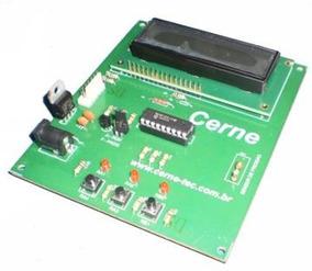 Kit Pic18f1220 - Medição Temperatura Com Pt100