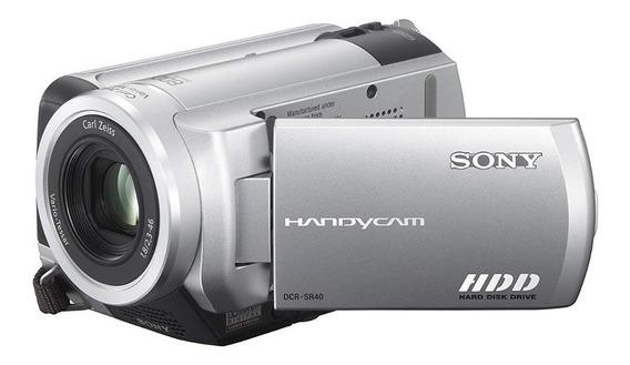 Video Camara Sony Dcr-sr40 30 Gb Hard Disk