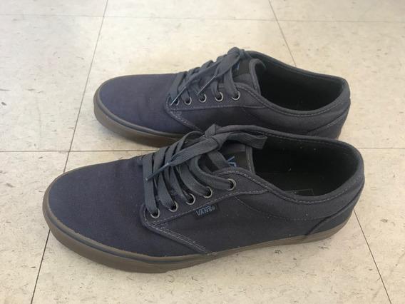 Zapatillas Vans Hombre - Mod Authentic - Originales