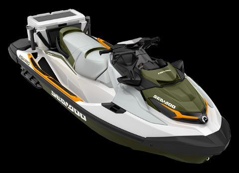 Fish Pro 170 Hp 2020 Sea Doo Jet