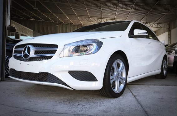 Mercedes-benz A 200 Turbo Urban Aut 1.6. Branco 2014/14