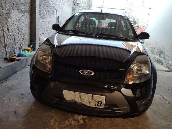 Ford Ka 1.0 Fly Flex 3p 2012
