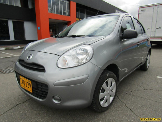 Nissan March Hb