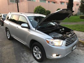 Toyota Highlander Base Premium Sport Piel At