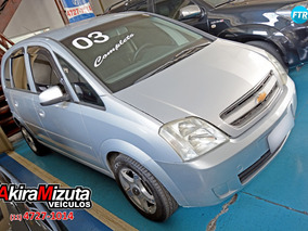 Chevrolet Meriva 1.8 Mpfi 8v Flex 4p Manual