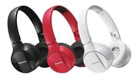 Fone De Ouvido Bluetooth Pioneer Se-mj553bt Estilo Beats Jbl