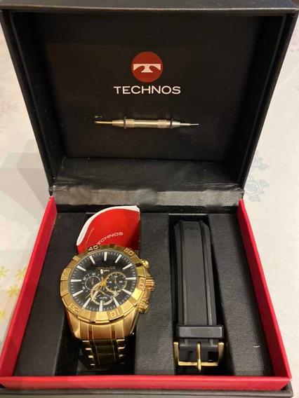 Relógio Technos - 2 Pulseiras