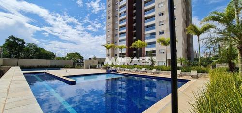 Apartamento Com 3 Dormitórios À Venda, 96 M² Por R$ 750.000,00 - Vivaz Home Resort - Bauru/sp - Ap1809