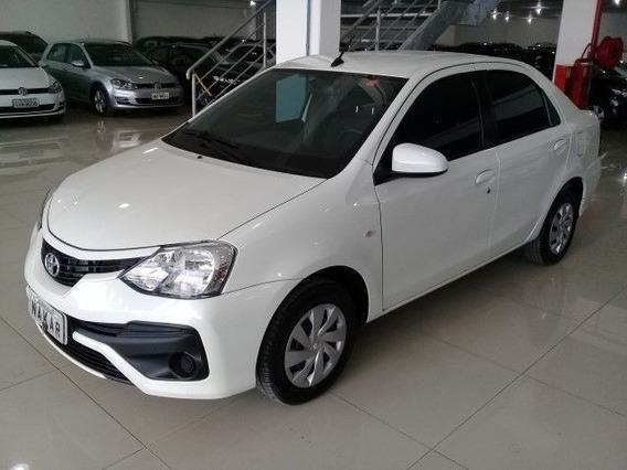 Toyota Etios Sd Mt Xs 1.5 Flex