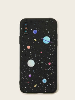 Funda iPhone Galaxia Planetas