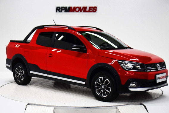Volkswagen Saveiro 1.6 Cross Gp Pack High 2017 Rpm Moviles