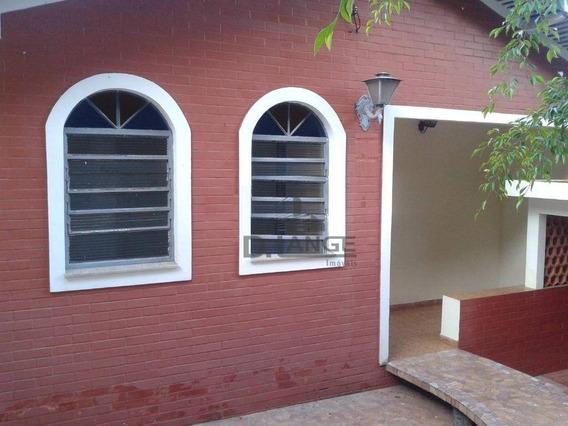 Casa Com 3 Dormitórios À Venda, 135 M² Por R$ 280.000 - Vila Padre Manoel De Nóbrega - Campinas/sp - Ca13039