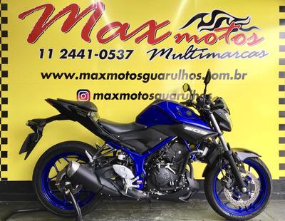 Yamaha Mt 03 Com Abs