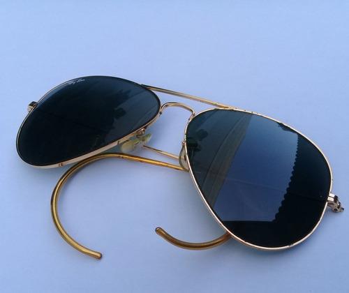 9b79420863 Oculos Rayban Bl Cacador Antigo no Mercado Livre Brasil
