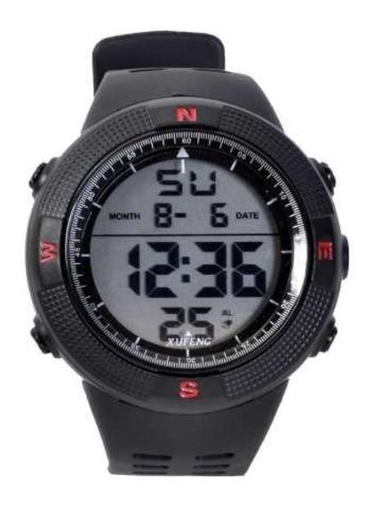 Relógio Masculino Digital Esportivo Relogio À Prova D