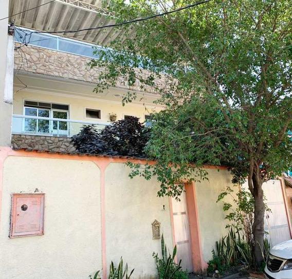 Excelente Casa À Venda Em Nova Iguaçu Com 4 Quartos - Pmca40013