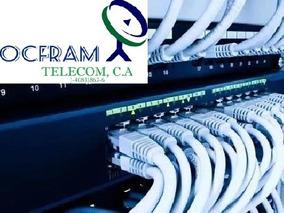 Servicios En Cableado Estructurado, Redes Y Fibra Óptica