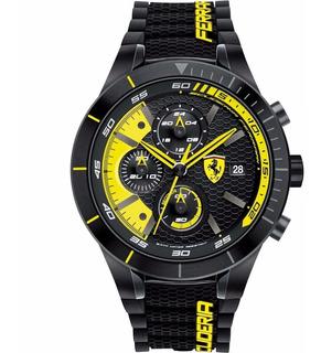 Reloj Deportivo Hombre Scuderia Ferrari 0830261 Gtia.oficial