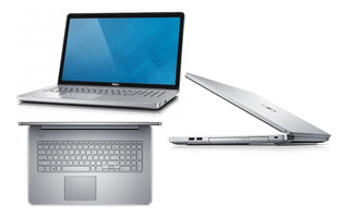 Dell Inspiron 7737 17,3 I7 Touch 8gb Ram 480gb Ssd Cuotas