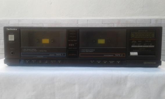 Tape Deck Technics(não É Gradiente,polyvox,akai,marantz,cce)