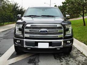 Blindada 2015 Ford Lobo Platinum 4x4 Nivel 4 Blindados
