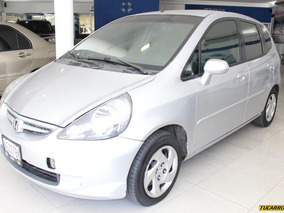 Honda Fit Lx Qh - Sincronico
