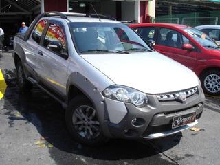 Fiat Strada Adventure Locker Cabine Dupla 1.8 Completa